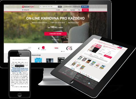 Online knihovna bookport.cz pro studenty MBA na CEMI